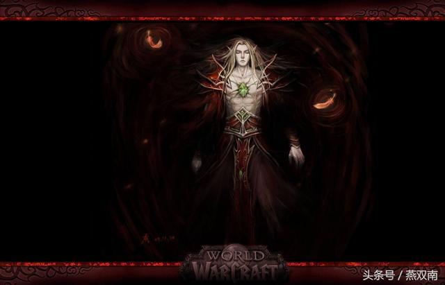 簡析魔獸世界血精靈和夜之子種族的相似之處,在磨難中逐漸強盛 - 每日頭條