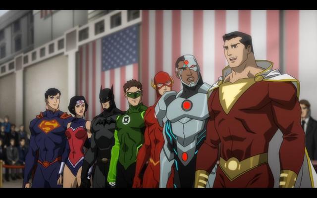 《雷霆沙贊!》竟是DC版奧特曼,主角和驚奇隊長有著這樣的關係! - 每日頭條