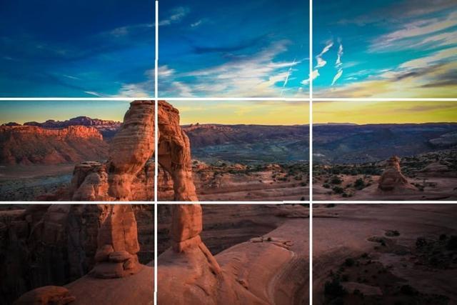 掌握這10種構圖方法 就學懂攝影了 - 每日頭條