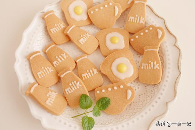 超簡單的餅乾製作教程,濃香酥脆奶香十足,值得學做的自製小餅乾 - 每日頭條