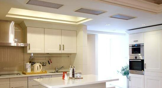 best kitchen hood cabinet pantry 演绎光的艺术厨房灯具打造亮堂空间 每日头条 吸顶灯是厨房空间最常用的灯具之一 一般光源为普通的白炽灯 荧光灯 高强度气体放电灯 卤钨灯 led等 现在市场上最为流行的是led吸顶灯 根据形状来分 吸顶灯有方