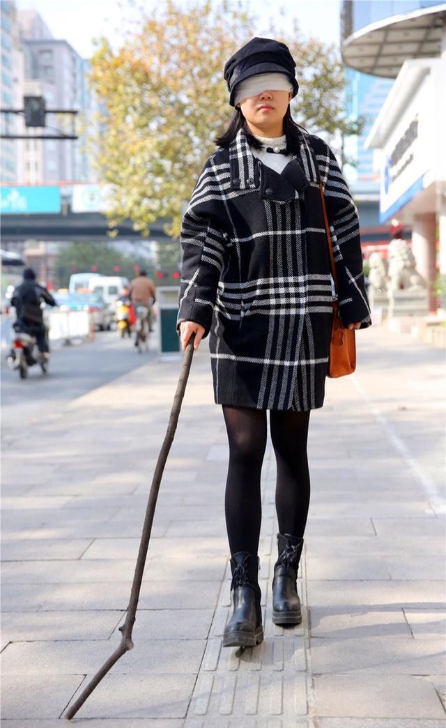 殘疾人日體驗報導(二)「盲人」生活,有困難有感動 - 每日頭條