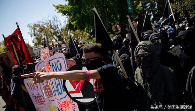 用暴力「發聲」?極端團體要被標記為黑幫 - 每日頭條
