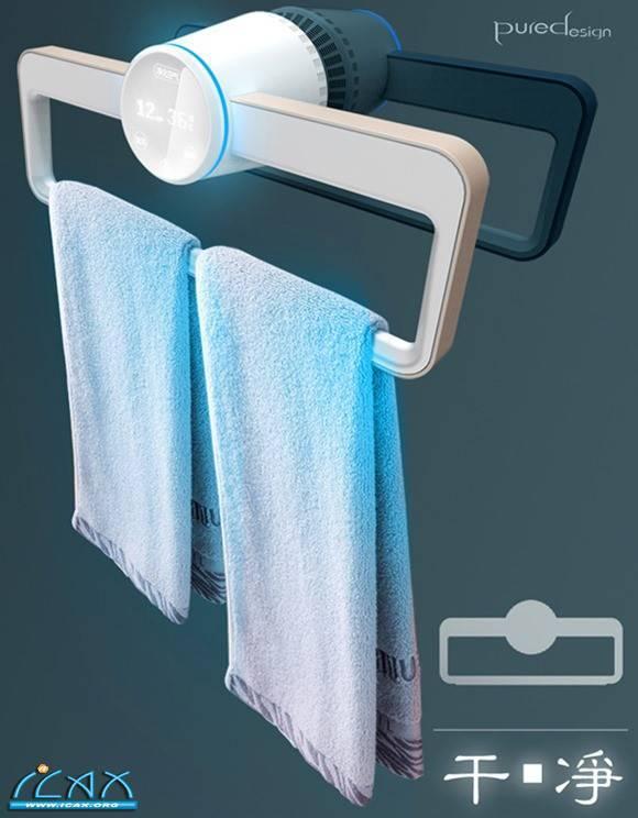 這些毛巾架你絕對沒見過。給浴室裝上一個。秒變高端大氣上檔次 - 每日頭條