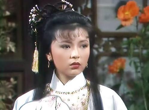 1982年TVB《天龍八部》陳玉蓮版王語嫣絕美劇照 - 每日頭條