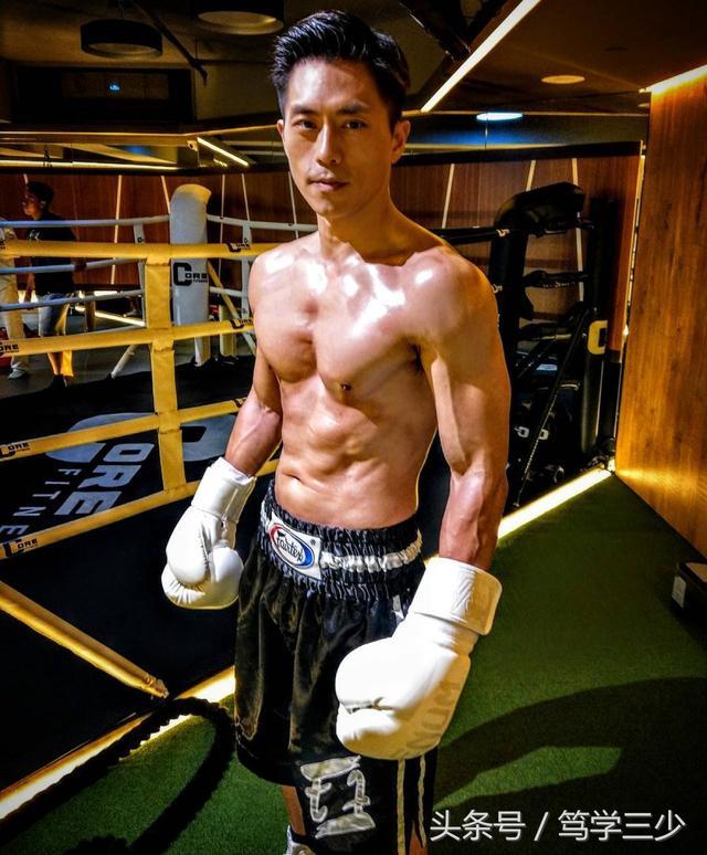 十大肌肉型男大比拼,港男身形誰最fit? - 每日頭條