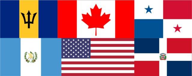有這麼一個富豪鄰居。怎麼還是那麼窮——國旗之北美洲篇 - 每日頭條