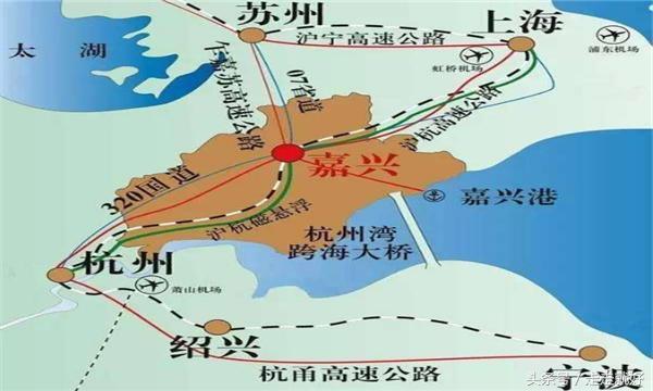 浙江一個地級市,距離上海最近,住進好多上海人 - 每日頭條