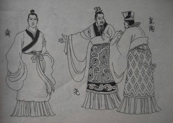 堯帝竟是舜帝岳父,家天下的開創者不是大禹而是他 - 每日頭條