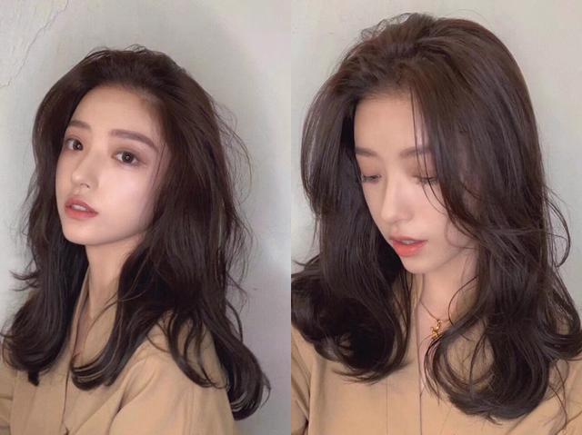 2019長髮捲發流行髮型,你更適合哪一款? - 每日頭條