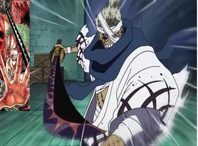 海賊王:凱多真實身份曝光。其父親被黑刀秋水斬殺 - 每日頭條