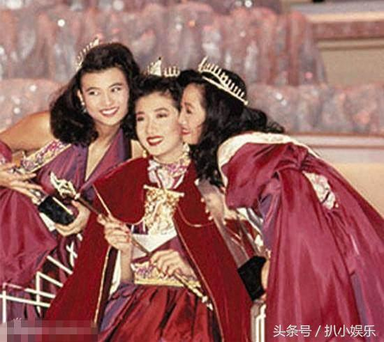 曾獲亞洲小姐冠軍,後為成龍生女,被女兒「大義滅親」 - 每日頭條