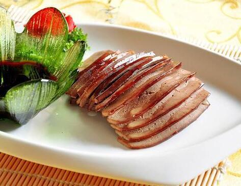 鹵豬肝的5種家常做法,吃在嘴裡一點都不柴 - 每日頭條
