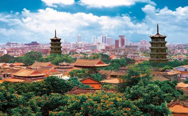 閩南古城故事多!這兩個小城有你意想不到的閩南風情和臺灣味道 - 每日頭條