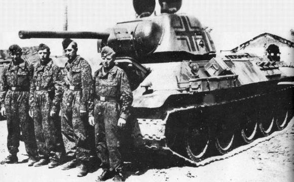 圖解 庫爾斯克戰役—發生在北線的激烈戰鬥與反攻(中) - 每日頭條