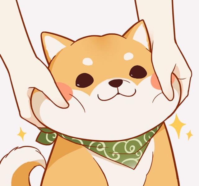 可愛萌的柴犬手繪畫一網打盡 這麼萌怎麼不上天啊~ - 每日頭條