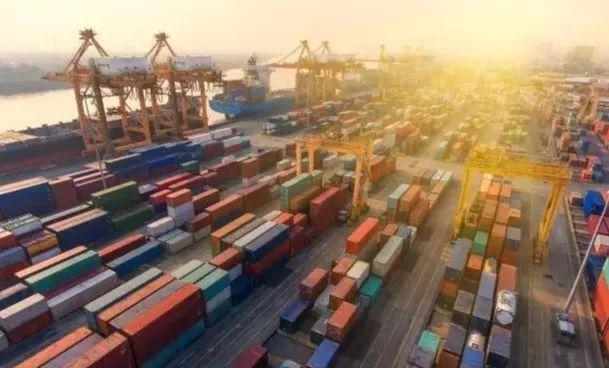 2018年全球前20大貨櫃港口排名出爐,寧波舟山港闖進前三! - 每日頭條