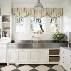 Farmhouse Kitchen Faucet Amazon Cabinets 农舍风格的水槽应该配哪种水龙头 每日头条 农舍厨房龙头