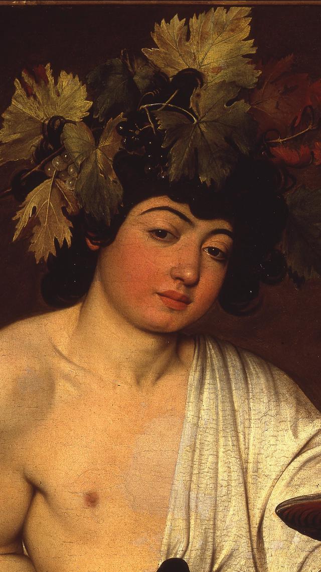 你不知道的世界名畫之卡拉瓦喬《酒神巴庫斯》 - 每日頭條