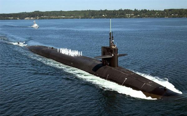 外文網站評選十大戰略核潛艇,中國兩款上榜 - 每日頭條