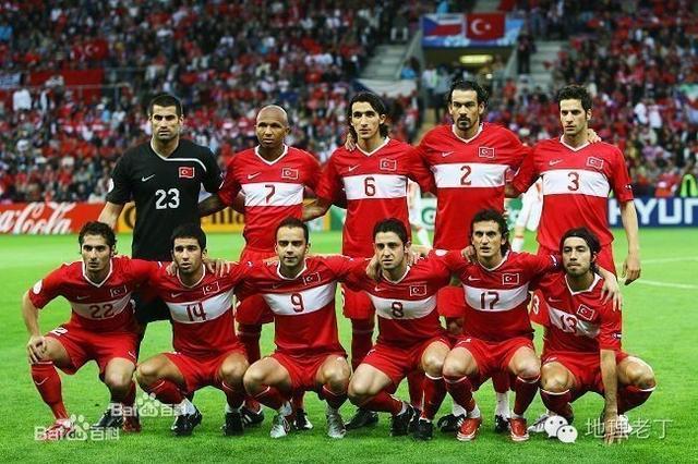 老丁侃地理之歐洲杯為什麼會有土耳其 - 每日頭條