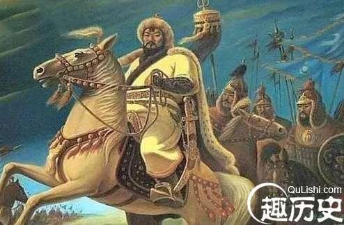 成吉思汗最精銳部隊,從不輕易使用,一戰消滅歐洲三大騎士團 - 每日頭條