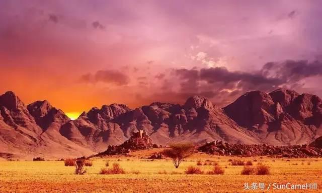 《西遊記》里的火焰山原來是真的? - 每日頭條