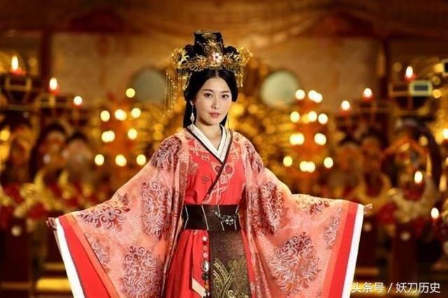 她是劉邦嬪妃,沒呂后的才能也沒戚夫人美貌偏偏結局好 - 每日頭條