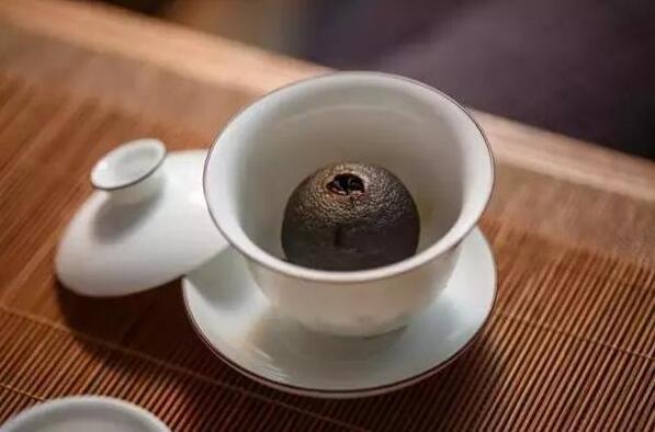 小青柑是什麼茶多少錢?小青柑的口感與功效怎麼樣 - 每日頭條