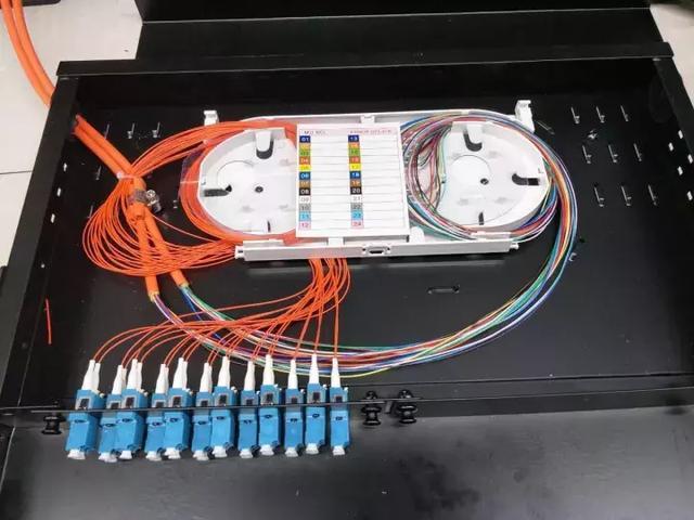 光纜、終端盒、尾纖的作用和接法 - 每日頭條