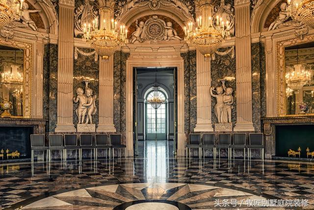 別墅裝修分享第14天,義大利的四大建築風格之巴洛克式別具風情 - 每日頭條