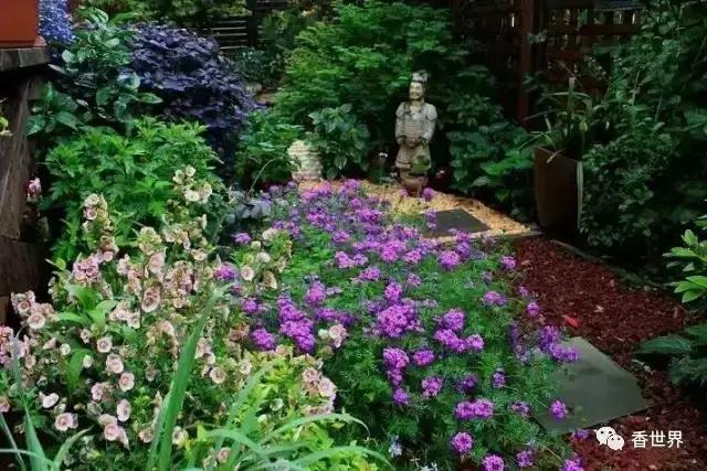 心中的花園開花了。是怎樣一種體驗 - 每日頭條