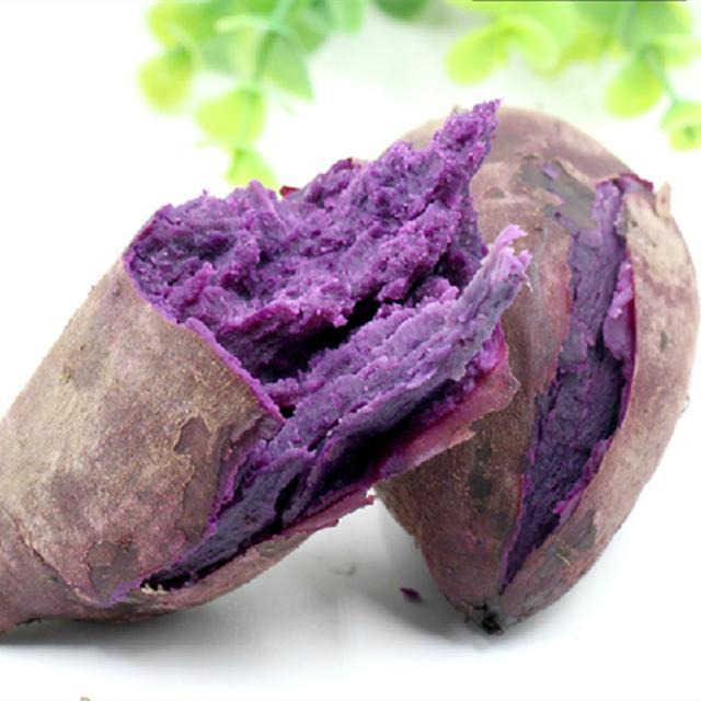 紫薯薄餅的家常做法。用來做早餐不錯! - 每日頭條