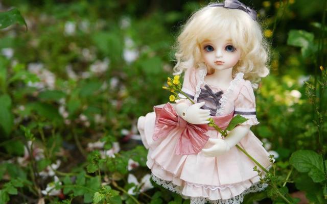 可愛的SD娃娃,裝有球型的關節,是日本Volks公司從1998年開始推出的球型關節可動人偶 - 每日頭條