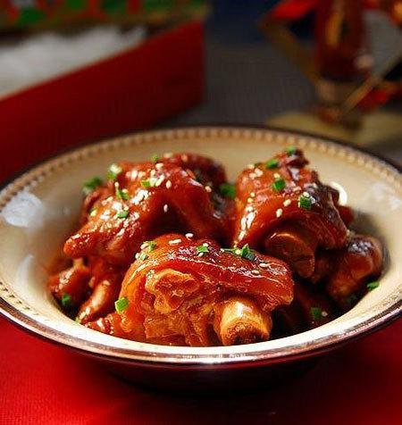 南乳豬手的做法 這麼有名的粵菜我竟然才知道 - 每日頭條