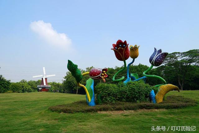 旅遊景點—深圳荷蘭花卉小鎮。你心中的文藝世界卻不成關注的地方 - 每日頭條