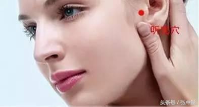 聽宮穴:治療耳鳴,耳聾,牙痛~ - 每日頭條