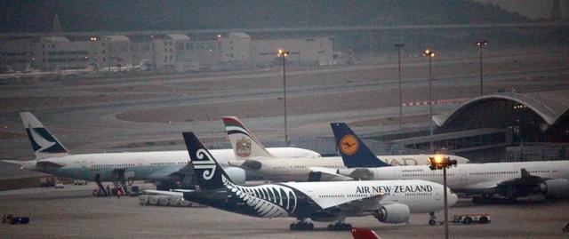 香港機場地勤缺人手 地勤公司員工流失達100% - 每日頭條