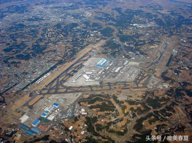 直擊全球最大機場的排行榜。中國三大國際機場上榜 - 每日頭條