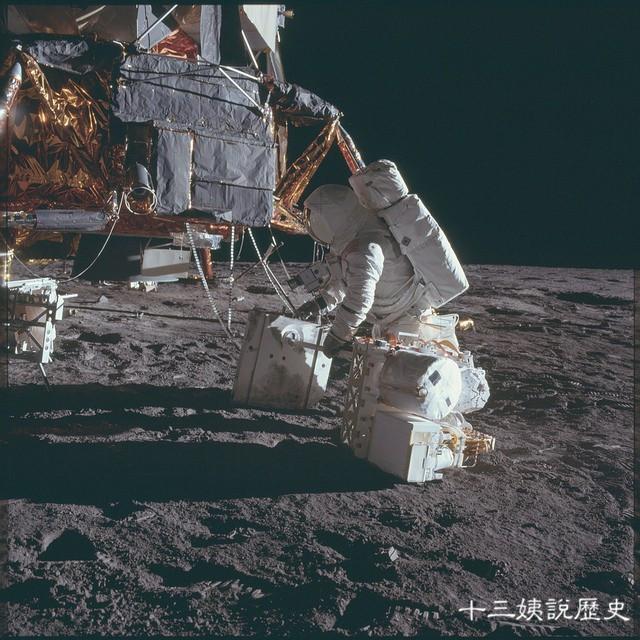 美國阿波羅登月計劃是造假?NASA用8400張照片擊潰謠言 - 每日頭條