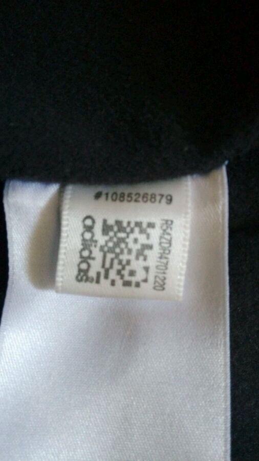 adidas衣服的高級鑑定方法竟然是這個? - 每日頭條