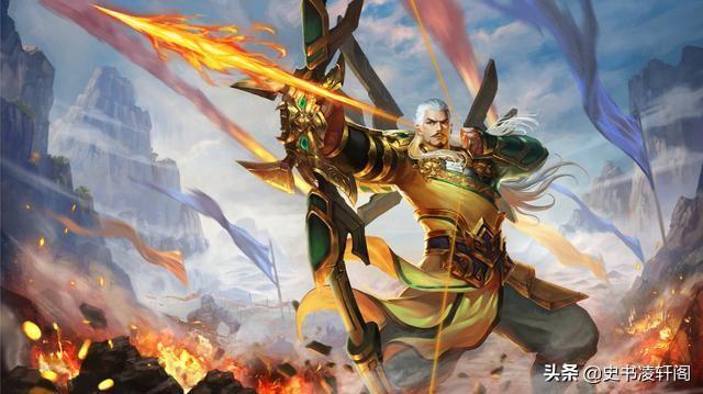 希臘神話和北歐神話中有戰神阿瑞斯,提爾,中國神話中戰神是誰? - 每日頭條