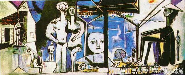 畢卡索作品 - 每日頭條