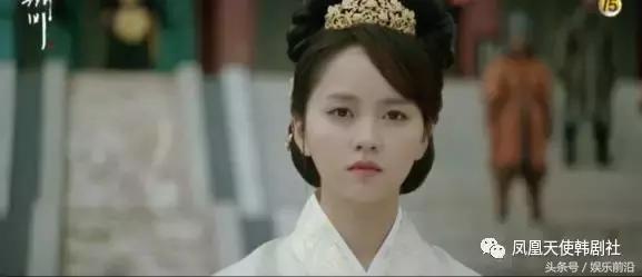 適合古裝扮相的韓國女演員,文彩元韓智敏,誰更美 - 每日頭條