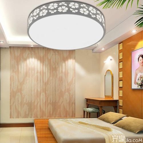 客廳吸頂燈的取法 客廳吸頂燈拆卸方法 - 每日頭條