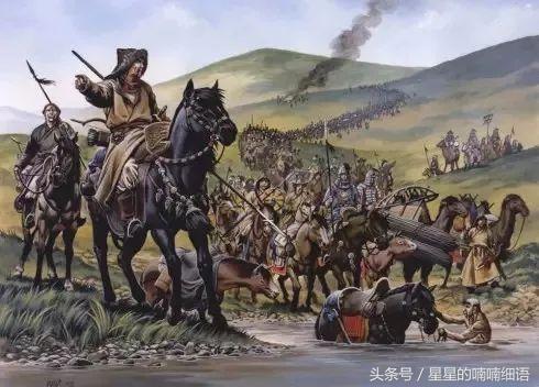 早在成吉思汗之前就震驚歐洲的上帝之鞭 - 每日頭條