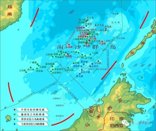 南沙不沉的航母--南沙永署島的前世今生 - 每日頭條