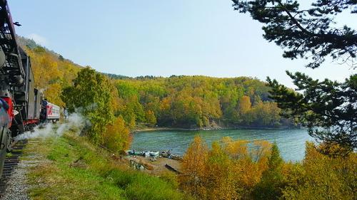 貝加爾湖之秋 - 每日頭條