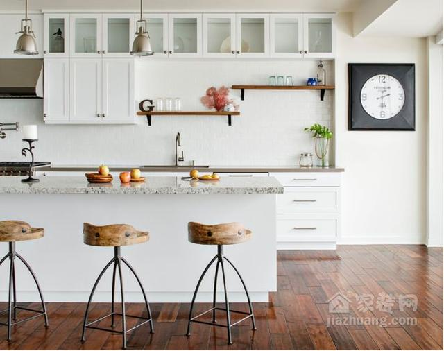 kitchen vinyl flooring cabinet knob placement 廚房地板用哪種材料好 不懂的就快看看吧 每日頭條