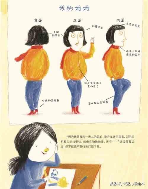 中文有聲繪本《我的媽媽是超人》獻給媽媽的溫情繪本 - 每日頭條